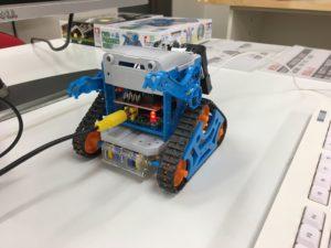 タミヤロボット02
